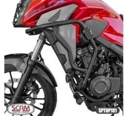 Protetor Motor Carenagem Honda Cb500x Cb 500x Scam