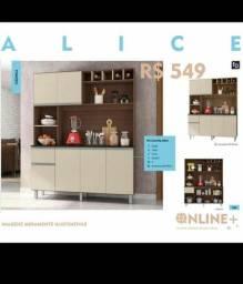 Cozinha Alice  (em promoção) frete grátis