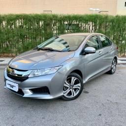 Honda City LX 1.5 Flex 2014/2015 4P Automático
