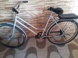 Vendo bicicleta 250 só pega e andar