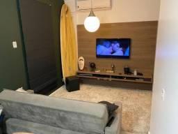 Apartamento todo mobiliado com 2 dormitórios no Perequê em Porto Belo - Cód. 60A