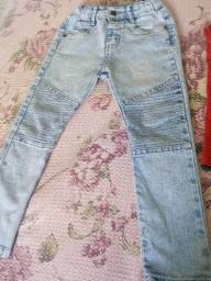 Calça jeans Tam 4/5