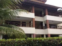 3 suítes com área verde privativa, próximo à praia, cond. Genipabu Club House!