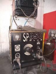 Máquina de Solda Tig Alumínio / Inox