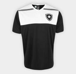 Camisa Botafogo Masculina de R$ 119,99<br>Por R$19,99