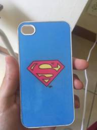 Capinha de iphone 4/4s