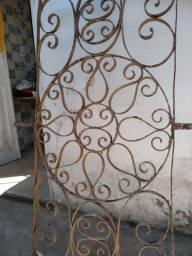 Aranha de ferro antiga