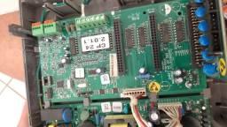 Placa Cpu central telefônica INTELBRAS MAXCOM CP 24 LIGHT