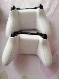 Xbox One S 1Tb + 2 controles +  9 jogos