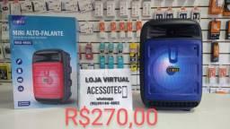 Caixa de som bluetoot Inova RAD-8600