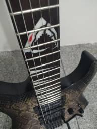 Guitarra Cort X6 Vpr Viper Pintura De Cobra Especial