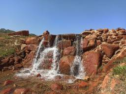 Lindas chácaras em condomínio com cachoeira em Sete Lagoas - R$37.800,00 + parcelas