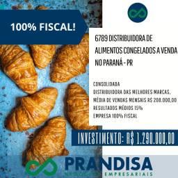 6789 Distribuidora de alimentos no Sudoeste do Paraná