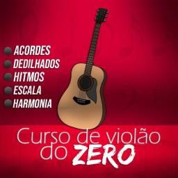 Curso de Violão, aprenda a tocar violão do ZERO!