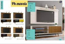 """Combo Painel Chanel + Rack Onix para TV50"""""""