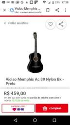 Vendo violão ou troco por celular