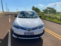 Corolla 2018 GLi Única Dona 1.8 Completo 60 mil km Vei?culo impeca?vel
