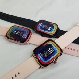 Título do anúncio: P8 PLUS/Y20 Smartwatch (ACEITO CARTÃO)
