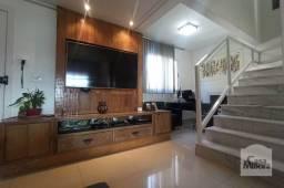 Casa de condomínio à venda com 3 dormitórios em Village royalle, Nova lima cod:329067