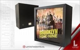 Título do anúncio: Luminária Cubo Personalizável