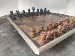Jogo de xadrez ? pedra