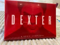DEXTER a série completa em DVD - box colecionador!