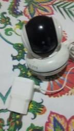 Título do anúncio: Câmera wifi com problema