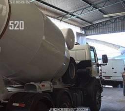 Título do anúncio: Concreto Bombeado para Construção Valqueire Rio