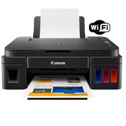Título do anúncio: Multifuncional Canon G3110