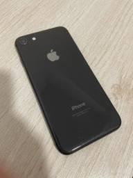 Título do anúncio: iPhone 8 64GB Bateria 100%