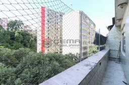 Apartamento à venda com 2 dormitórios em Glória, Rio de janeiro cod:LAAP25179