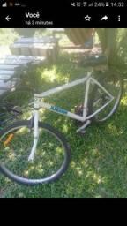 Bike aro 26 com marcha