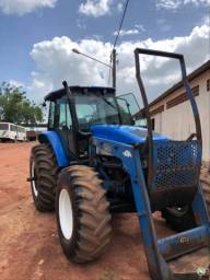 Trator New Holland New T 7040 ano 2012