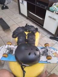 Skate e equipamentos