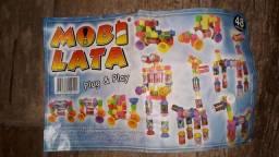 Brinquedo raro! Mobi Lata!!!
