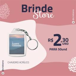 Título do anúncio: Chaveiro acrílico Brinde