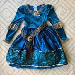 DISNEY Luxo Fantasia vestido