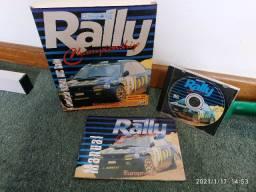 Raridade! - Jogo Pc Rac Rally Championship Europress Para Pc