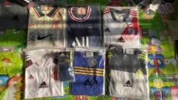 Título do anúncio: Fornecedor Camisas Tailandesas