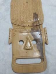 Título do anúncio: Mascara tribal  em Araruama Artesanato da  República Dominicana