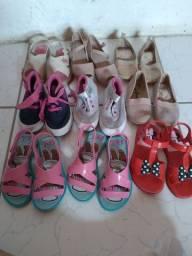 Calçados infantis