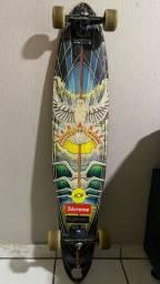 Título do anúncio: Skate LongBoard Dregs