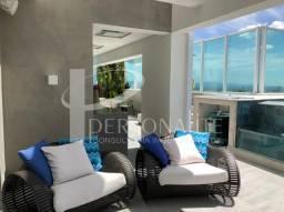 Título do anúncio: Linda cobertura duplex à venda e locação com 440 m² , ótima localização do Tatuapé , 4 suí
