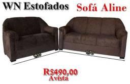 Título do anúncio: Sofá a partir de R$490,00 á vista Entrega Gratis