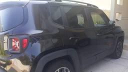 Jeep renegade trailhawk diesel blindado topo de linha