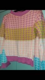 Promoção no tricô