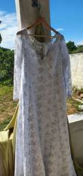 Vestido de noiva veste 50 a 54