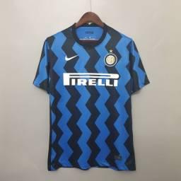 Camisa Internazionale de Milão 20/21 valor promocional
