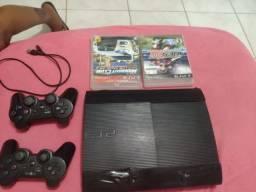 Vendo PS3 em ótimo estado