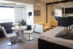 Título do anúncio: Studio para alugar, 35 m² por R$ 2.850,00/mês - Campo Belo - São Paulo/SP